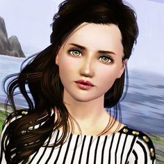 Celestine by georgin - The Exchange - Community - The Sims 3
