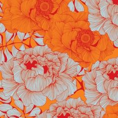 More beautiful wallpaper from the Wallpaper Collective. Can you tell I've been thinking about wallpapering?