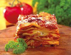 Recept voor gezonde & dieetvriendelijke Italiaanse lasagne