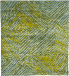 Radiance B Hand Knotted Tibetan Rug from the Tibetan Rugs 1 collection at Modern Area Rugs
