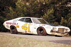 1972 NASCAR Torino from Modified Mustangs