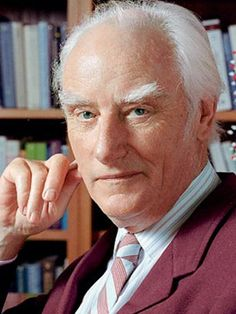 Francis Crick - Co-discoverer of the structure of the DNA molecule along with James Watson and co-recipient of the Nobel Prize Maurice Wilkins, James Watson, Nobel Prize In Chemistry, How To Study Physics, Dna Molecule, Nucleic Acid, Today In History, Biologist, Genetics