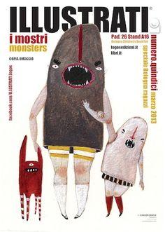 Logos Edizioni | Rivista ILLUSTRATI - marzo 2013