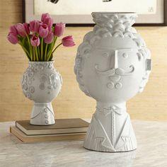 DIY Face Vase • Lindsay Stephenson