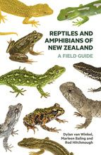 Reptiles and Amphibians of New Zealand: A Field Guide - AKLD UNI PRESS The definitive photographic guide to New Zealand's tuatara, geckos, skinks, frogs, marine turtles and marine snakes. Dinosaur Facts, Audubon Society, Wild Dogs, Reptiles And Amphibians, Field Guide, Flora And Fauna, Book Club Books, Habitats, New Zealand