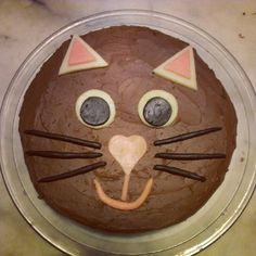 deco gateau chat