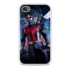 Ant Man Movie iPhone 4, 4s Case