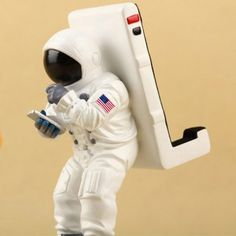 Astronaut Spaceman Phone Stand