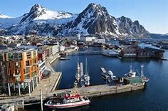 Svolvær Norway - Bing images