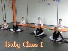 Baby Class Ballet I - turma da manhã prof Anna Valentim #BabyClass #Ballet #dançaGuarapuava