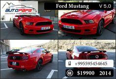 Gürcistan Batum Satılık 2014 Model Ford Mustang