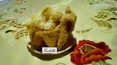 Gömöri rózsa Sweet Recipes, Waffles, Chicken, Breakfast, Desserts, Cooking Ideas, Food, Coffee, Morning Coffee