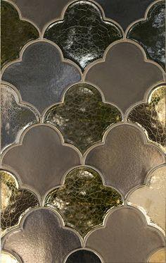 New Field Shapes - Pratt & Larson Tile and Stone Tile Patterns, Textures Patterns, Stencil Patterns, Art Deco, Damask Stencil, Bird Stencil, Tile Manufacturers, Tadelakt, Funky Furniture