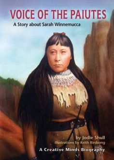 A biography of the Native American woman who helped to negotiate benefits for her people and traveled across the country speaking about the plight of the Paiutes.