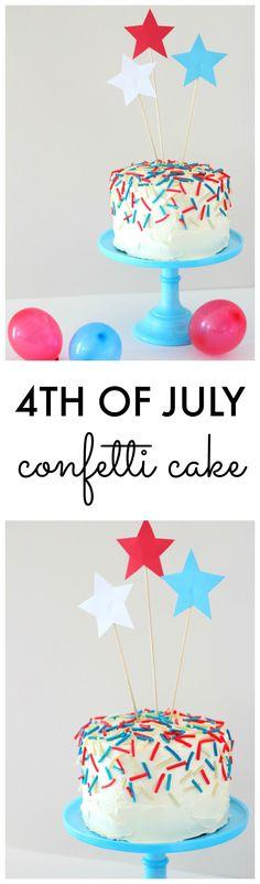 DIY 4th of July Conf