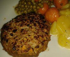 Rezept Leckere Frikadellen / Fleischküchle mit Karotten von ingrid77 - Rezept der Kategorie Hauptgerichte mit Fleisch