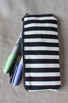 Pencil Pouch DIY