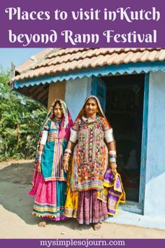 Bhuj to Rann of Kutch, Places to visit in Kutch beyond Kutch Festival #India #Gujarat #Rannofkutch #Whitedesert #Travel #Kutch
