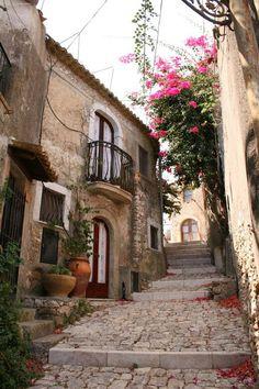"Forza D'Agro"" - Sicilia, Italy"