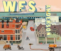 AThe Wes Anderson Collection
