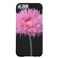 Pretty Pink Flower iPhone Case #iponecase #pinkflower #shopping #zazzle #giftidea
