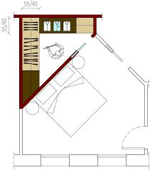 69 New Ideas bedroom layout small room house plans Closet Bedroom, Home Bedroom, Bedrooms, Dressing Angle, Casa Loft, Dressing Room Design, Small Room Design, Master Room, Bedroom Layouts