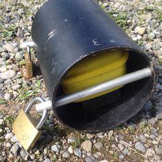 #lockpicking #geocaching #powertrail by ermiesun