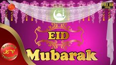Eid Mubarak 2019,Wishes,Whatsapp Video,Greetings,Animation,Messages,Quot... Youtube Video Player, Happy Eid Ul Fitr, Holiday Ecards, Eid Mubarak Wishes, E Greetings, Whatsapp Videos, Gold Banner, Eid Al Fitr, Message Quotes