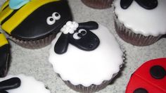 Cupcake pecora