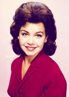 Annette Funicello, 1961.