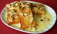 Badami Shahi Tokray Recipe by chef Shireen Anwar in masala mornings on Masla tv.