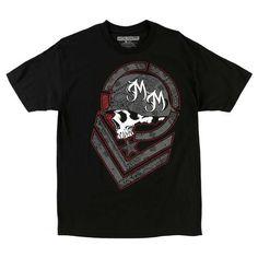 Metal Mulisha Men's Motive Graphic-Print T-Shirt Metal Mulisha, Mens Paisley Shirts, Monogram Sweatshirt, Skull Shirts, Men's Shirts, T Shirts With Sayings, Tee Design, Mens Tees, Mens Fashion