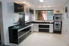 Image result for projeto cozinha em u