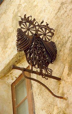 Hibou. Owl.   da caramoul25