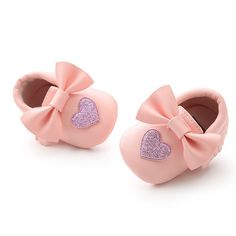 Perfect first shoe for baby girl. Baby Shoes 6bc842df1a75
