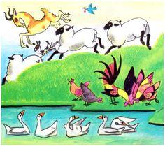 A Flood of Creatures by Dahlov Ipcar.
