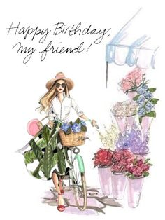 Free birthday Greeting has a unique greeting card collection which includes betty boop,cartoons,birthday and holidays. Try Free greeting cards at Cyberbargins. Happy Birthday Greetings Friends, Happy Birthday My Friend, Happy Birthday Ecard, Happy Birthday Celebration, Happy Birthday Girls, Birthday Blessings, Happy Birthday Messages, Beautiful Birthday Wishes, Birthday Wishes And Images