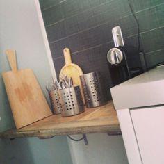 Piano lavoro in cucina