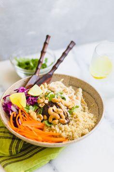 Salada Crocante de Quinoa http://lucanacozinha.com.br/index.php/2017/10/25/salada-crocante-de-quinoa/