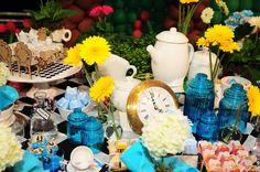 festa alice no pais das maravilhas - Pesquisa Google