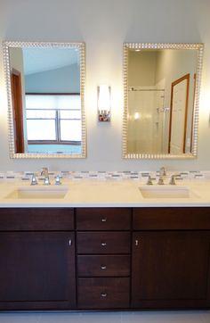A Beautiful Ann Arbor Small Bathroom Remodel Featuring Onyx - Bathroom remodel ann arbor