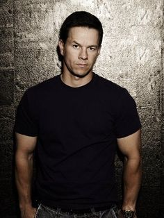 Mark Wahlburg handsome devil