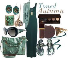 Toned Autumn