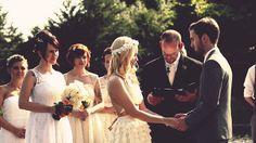 Emma + Trey Wedding Video - @Angie Hilton , @Laura Hilton ....looks like something you may like