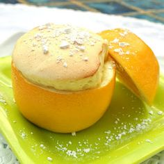 Lemon Souffle Recipe