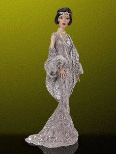 Robert Tonner Deja Vu Emma Jean's Sterling Night ~BRAND NEW~SOLD OUT #DollswithClothingAccessories