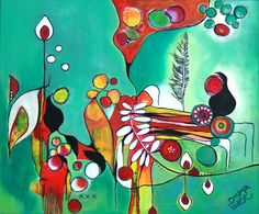 After the rain  Donated to Nambour Christian Collage Silent Auction 2012. To see more go to.... http://donnamunro.net