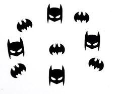 Batman inspirado Garland  Bandera de la máscara de Batman