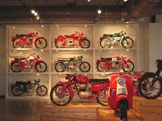 Barber Motorsports Museum, Birmingham, AL  A world class museum!