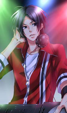 Yusuke Sakuraba, Kiss me on CloverHill